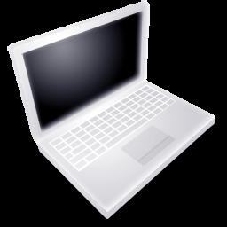 Mac Livre Blanc Sur L Icone Ico Png Icns Icones Gratuites