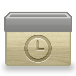 Folder Scheduled icon
