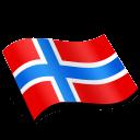 Norge Norway icon