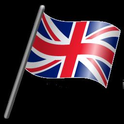United Kingdom Flag 3 icon
