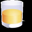 X orange icon