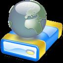 Net drive Offline icon