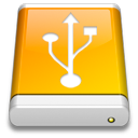 USB Drive Classic icon