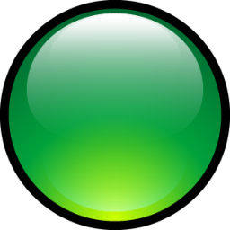 Aqua Ball Green icon