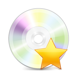 Favorite Disk icon