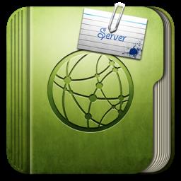 Folder Server Folder icon
