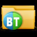 Folder Torrent icon