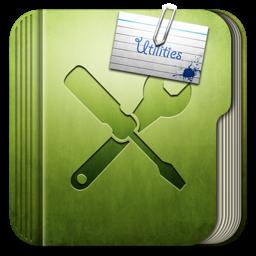 Folder Utilities Folder icon